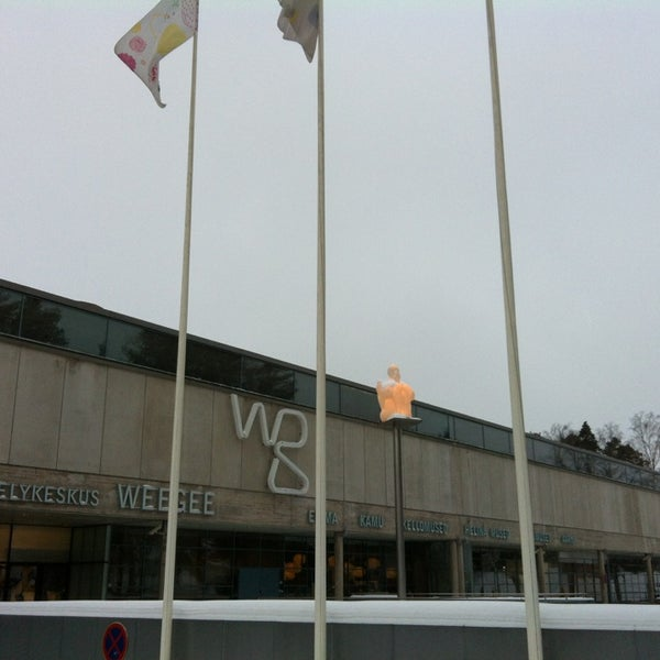 Photo prise au Espoo Museum of Modern Art (EMMA) par Timo M. le12/19/2012