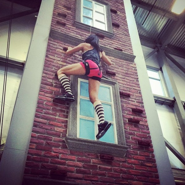 11/10/2014にSha S.がSender One Climbing, Yoga and Fitnessで撮った写真