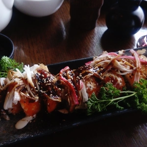 5/21/2017 tarihinde Juliana Ayu Y.ziyaretçi tarafından Banyi Japanese Dining'de çekilen fotoğraf