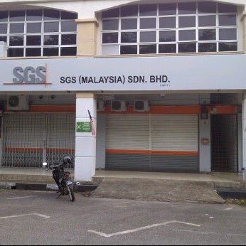 Photos At Sgs Malaysia Sdn Bhd Jalan Gebeng 2 6