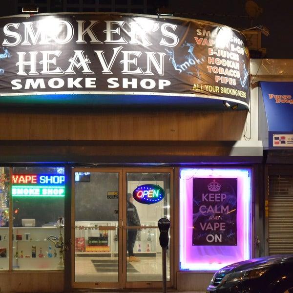 Photos at smokers heaven smoke shop jersey city & vape shop jersey