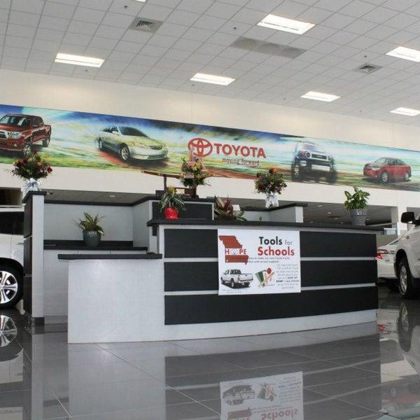 Fletcher Toyota Joplin Mo >> Photos At Frank Fletcher Toyota Auto Dealership