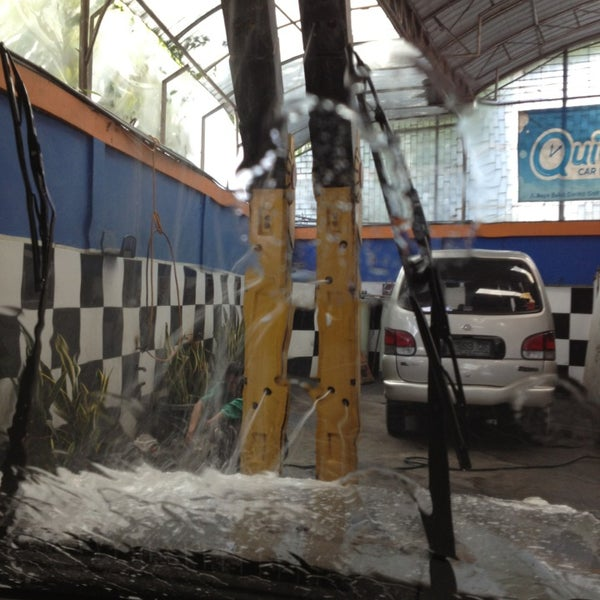 Quick Car Wash >> Photos At Quick Car Wash Car Wash In Surabaya