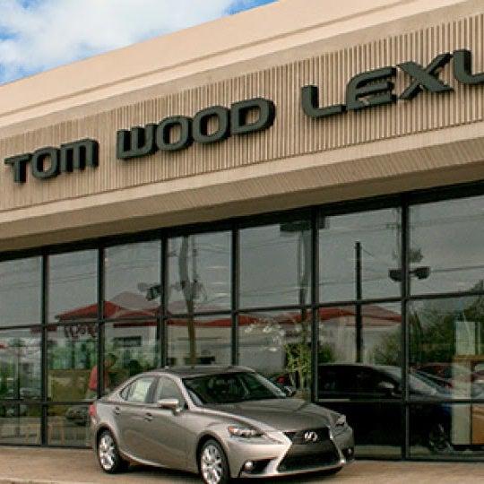 photos at tom wood lexus - auto dealership in indianapolis
