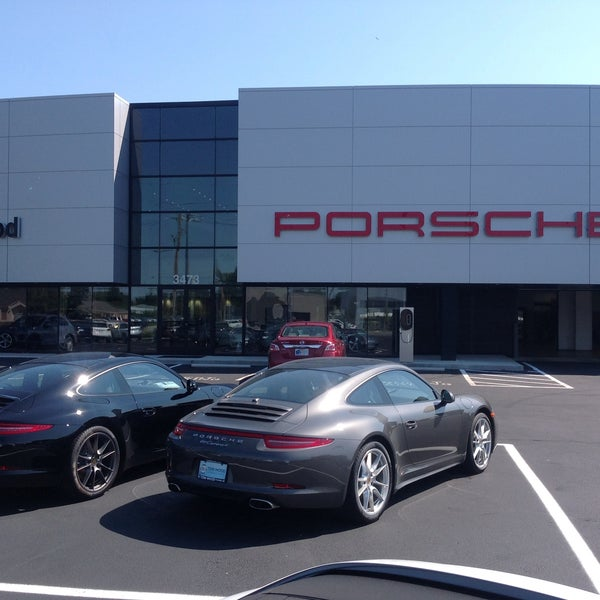 photos at tom wood porsche - auto dealership in keystone at the crossing