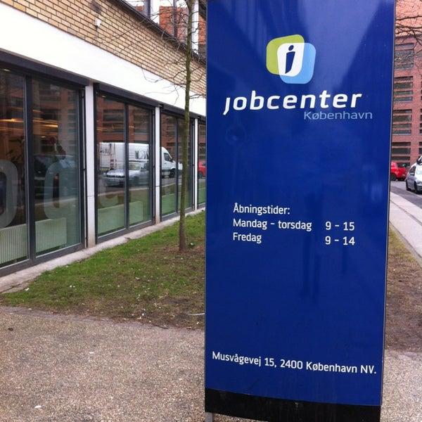 jobcenter københavn nv
