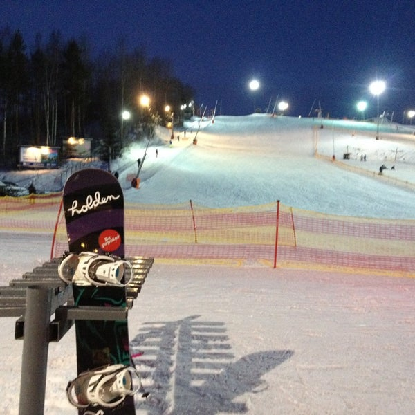 2/12/2013 tarihinde Oleg O.ziyaretçi tarafından Охта Парк'de çekilen fotoğraf