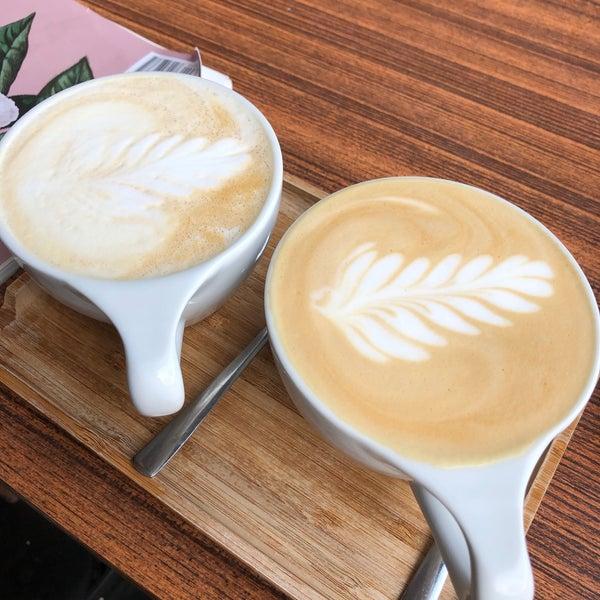 Foto tirada no(a) Viggo's Specialty Coffee por Hanne M. em 4/2/2019