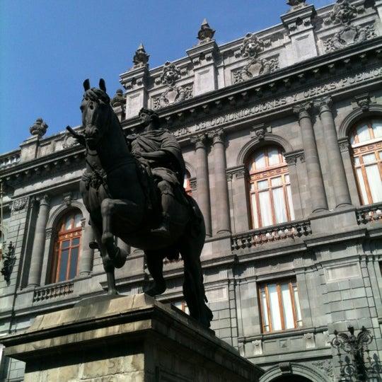 12/2/2012 tarihinde Jose Francisco P.ziyaretçi tarafından Museo Nacional de Arte (MUNAL)'de çekilen fotoğraf