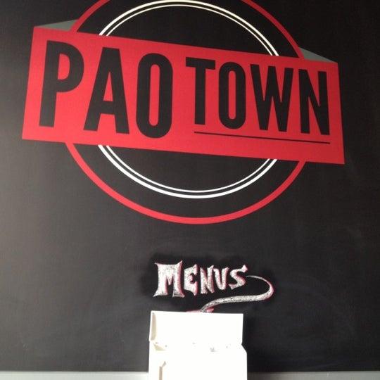 Das Foto wurde bei Pao Town von Kelly B. am 9/30/2012 aufgenommen