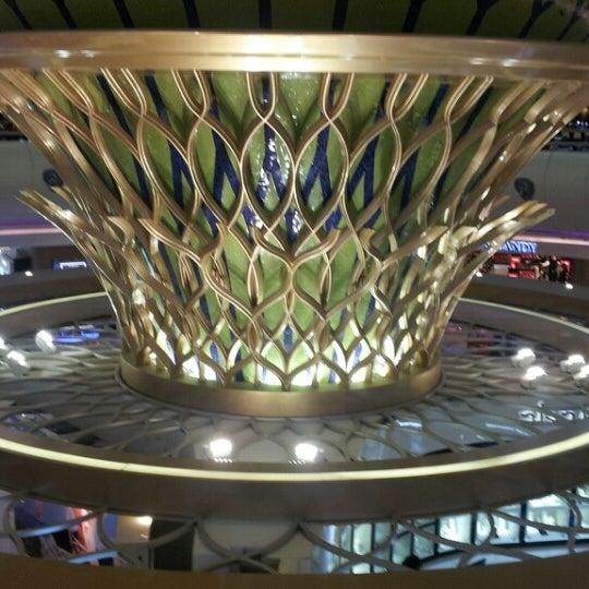 Photo prise au Abu Dhabi International Airport (AUH) par Allister R. le6/21/2013