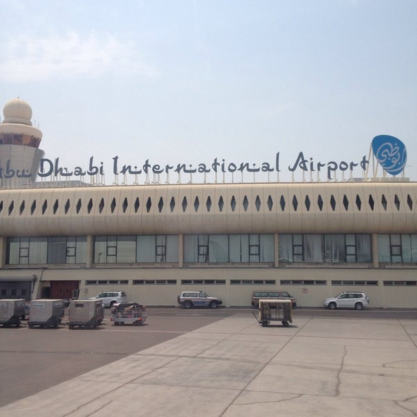 Photo prise au Abu Dhabi International Airport (AUH) par Patrick John T. le9/4/2013