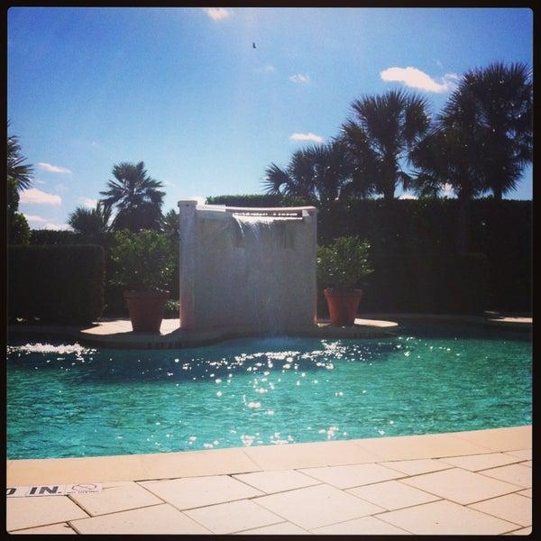 2/8/2013 tarihinde Ujenaziyaretçi tarafından The Spa at Ponte Vedra Inn & Club'de çekilen fotoğraf