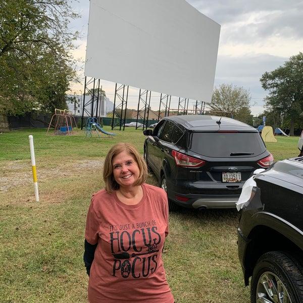 Снимок сделан в Bengies Drive-in Theatre пользователем Marybeth R. 10/10/2020
