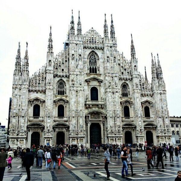 Photo prise au Dôme de Milan par Brian Z. le4/26/2013
