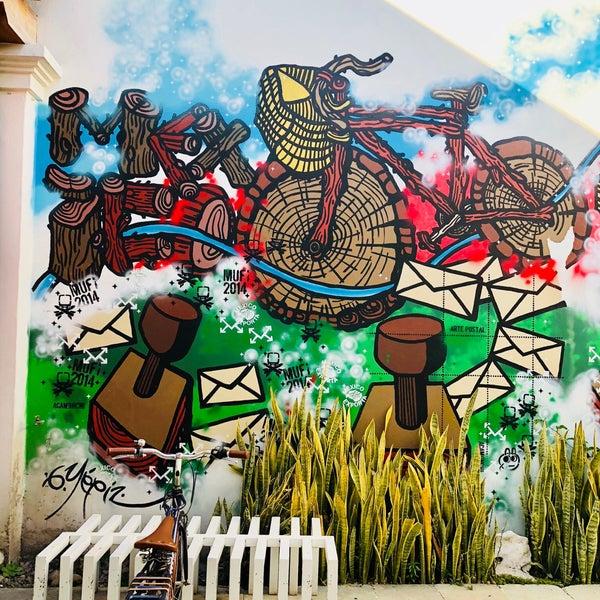 2/17/2018에 Jessica F.님이 Museo de Filatelia de Oaxaca (MUFI)에서 찍은 사진