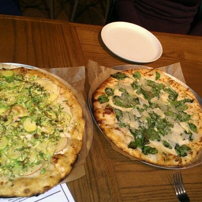 Photo taken at Lucky Pie Pizza & Tap House by erica b. on 1/13/2013