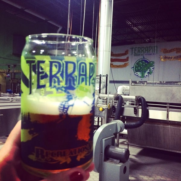 8/8/2014にGinaがTerrapin Beer Co.で撮った写真