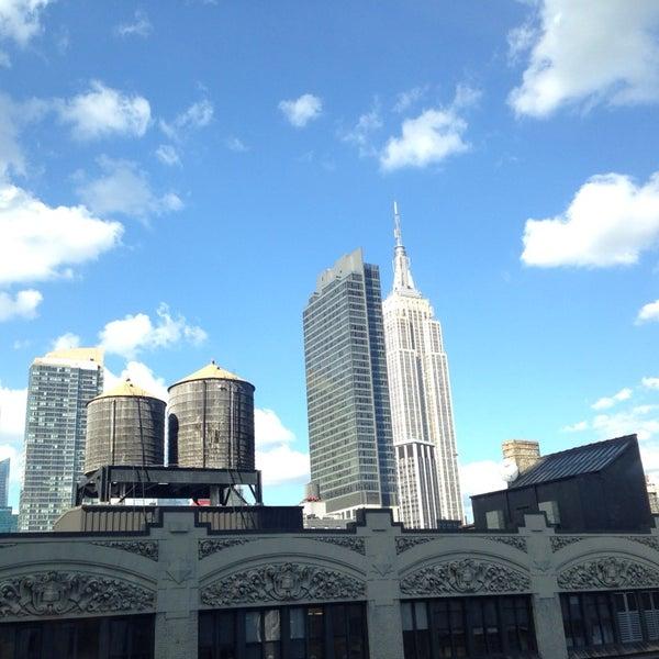 7/28/2014 tarihinde Seanziyaretçi tarafından Hilton New York Fashion District'de çekilen fotoğraf