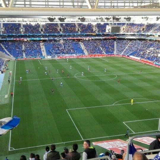Foto diambil di RCDE Stadium oleh Josep M. M. pada 4/19/2016