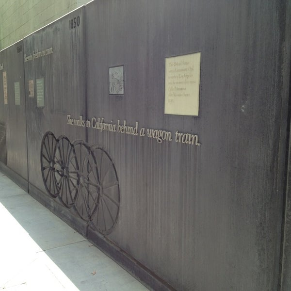 Biddy Mason Park Downtown Los Angeles 4 Tips