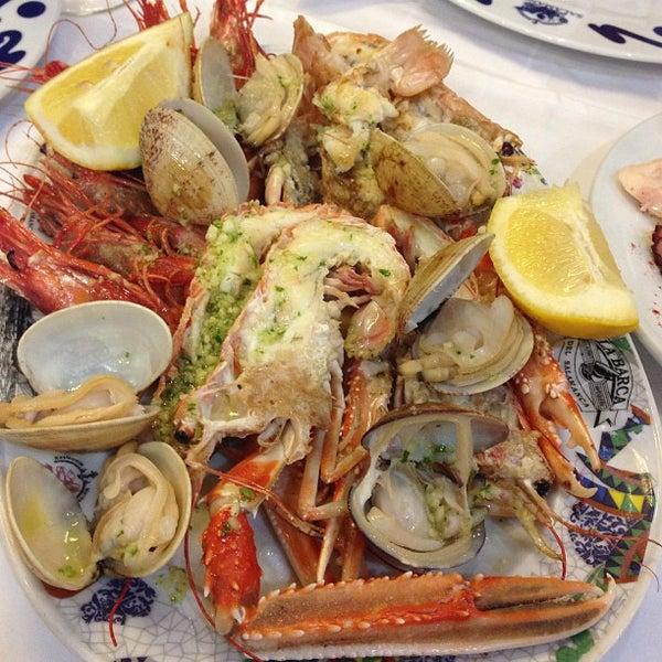 Das Foto wurde bei Restaurante Salamanca von Carlos G. am 5/12/2013 aufgenommen