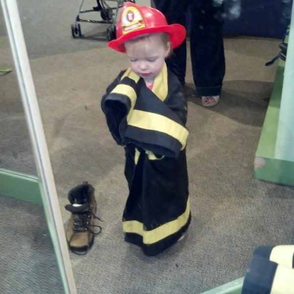 Снимок сделан в Minnesota Children's Museum пользователем Timothy C. 5/25/2013