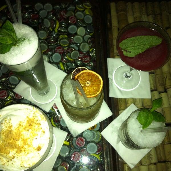Foto scattata a CINCO Lounge da Guilherme F. il 6/2/2013