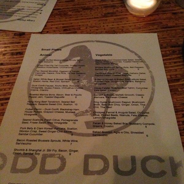 Photo prise au Odd Duck par Danny R. le1/19/2013