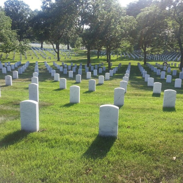 Photo prise au Arlington National Cemetery par April le6/1/2013