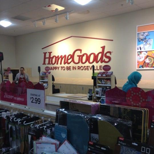 Homegoods Furniture Home Store In Roseville