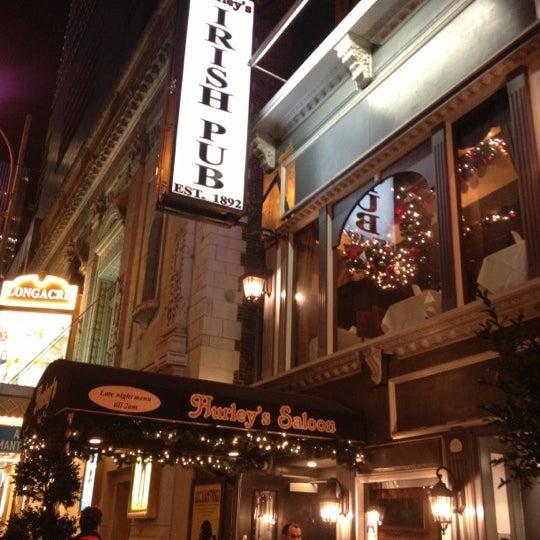 Foto tomada en Hurley's Saloon por Ryosuke K. el 11/14/2012