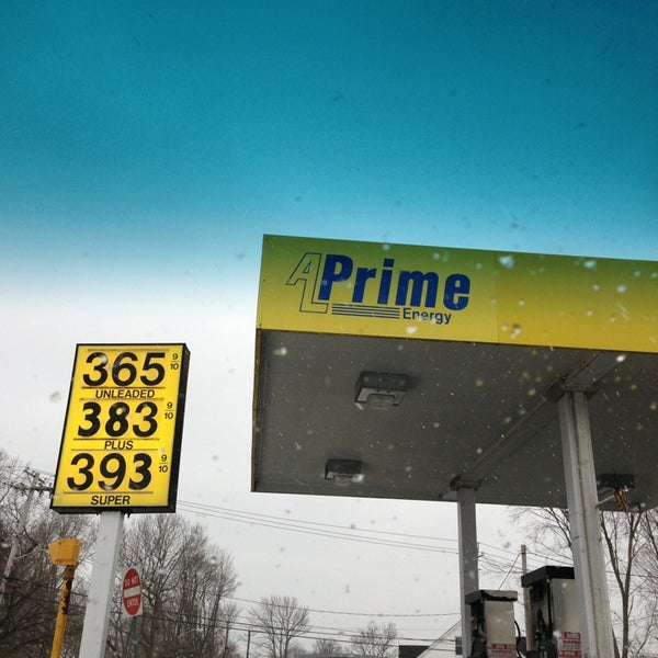 A Prime Gas Station