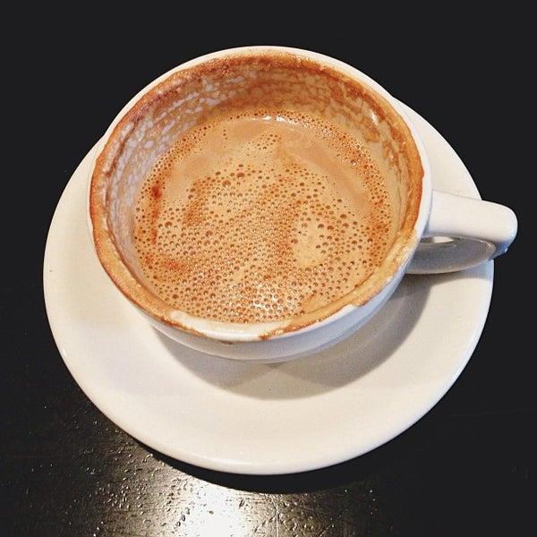 Das Foto wurde bei Coffee Foundry von Nicole V. am 2/20/2013 aufgenommen