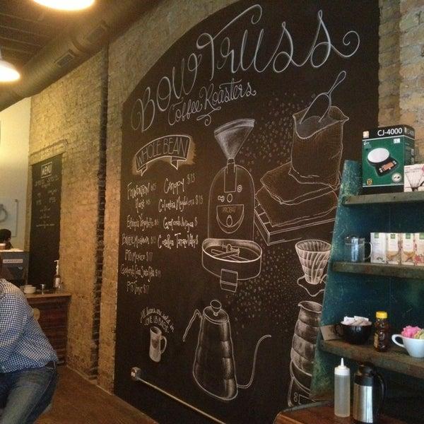 Foto tirada no(a) Bow Truss Coffee por John L. em 2/7/2013