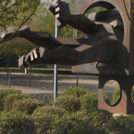 Снимок сделан в Phoenix Art Museum пользователем Sandy H. 12/6/2012