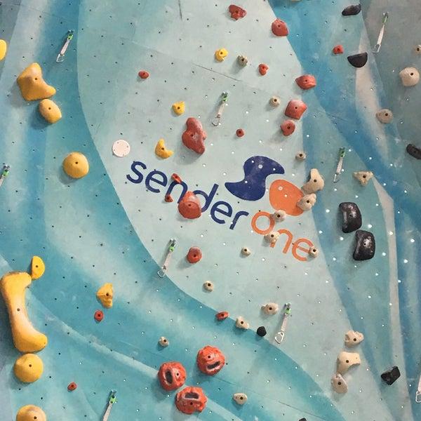 5/28/2017にConnie B.がSender One Climbing, Yoga and Fitnessで撮った写真
