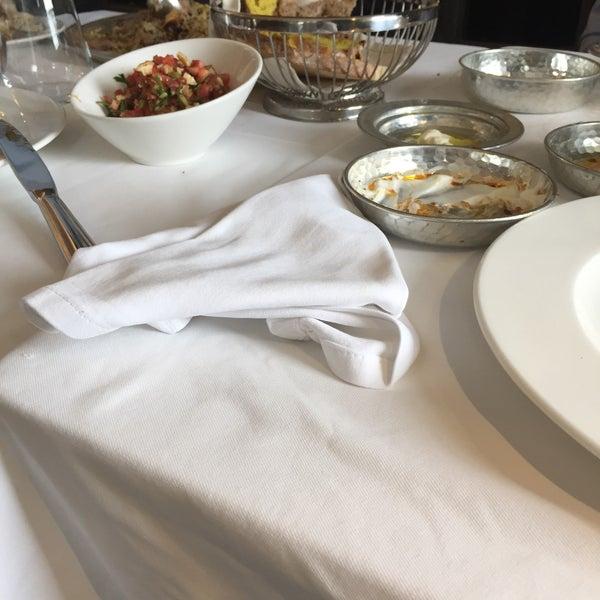 Foto diambil di Seraf Restaurant oleh Mmete G. pada 10/7/2019