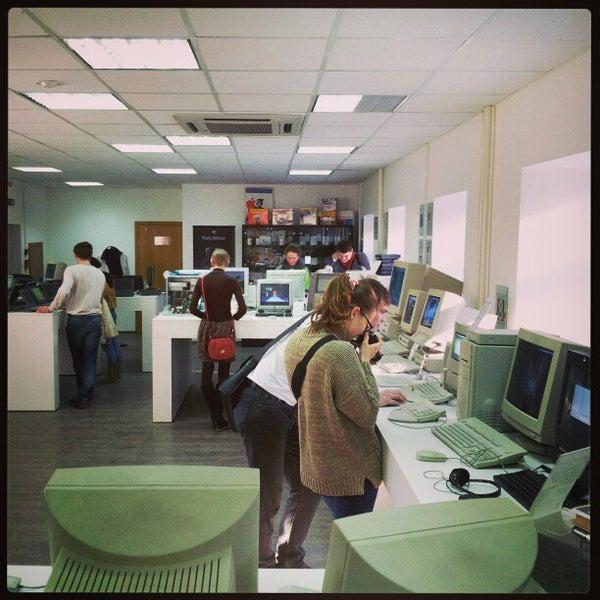 2/24/2013에 Paul S.님이 Moscow Apple Museum에서 찍은 사진
