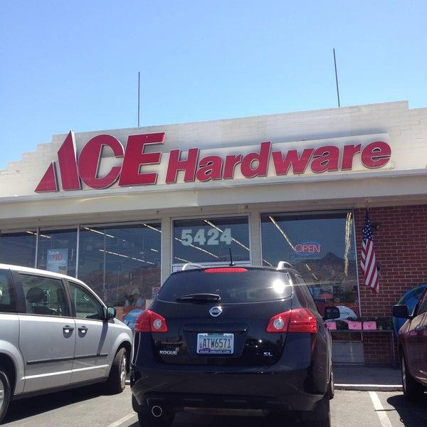 Ace Hardware 5424 E Pima St