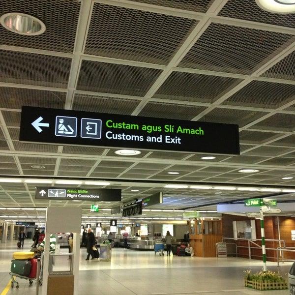 Снимок сделан в Дублинский аэропорт (DUB) пользователем Laura C. 10/14/2013