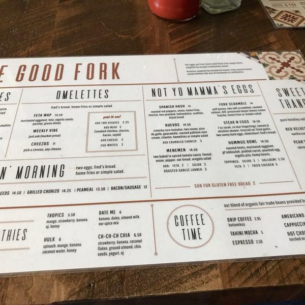 Photo prise au The Good Fork par Sam S. le5/17/2017
