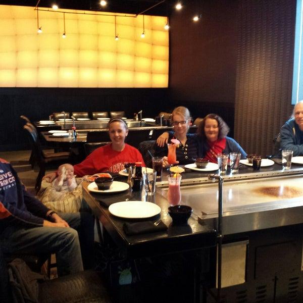db605cdab544 Photo taken at Kobe Japanese Steakhouse by Gne E. on 11 9 2014