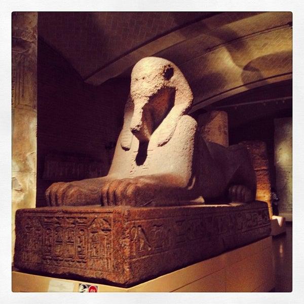 Das Foto wurde bei University of Pennsylvania Museum of Archaeology and Anthropology von Sandra F. am 6/28/2013 aufgenommen