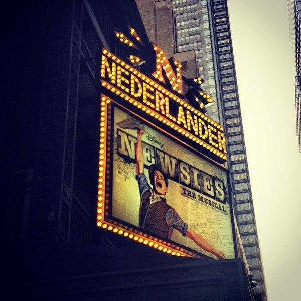 6/26/2013にPamela G.がNederlander Theatreで撮った写真