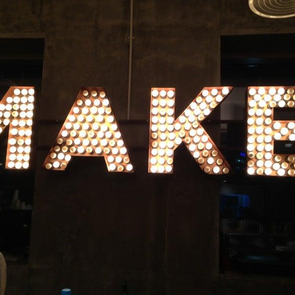 รูปภาพถ่ายที่ MAKE Business Hub โดย Manuel M. เมื่อ 1/8/2013