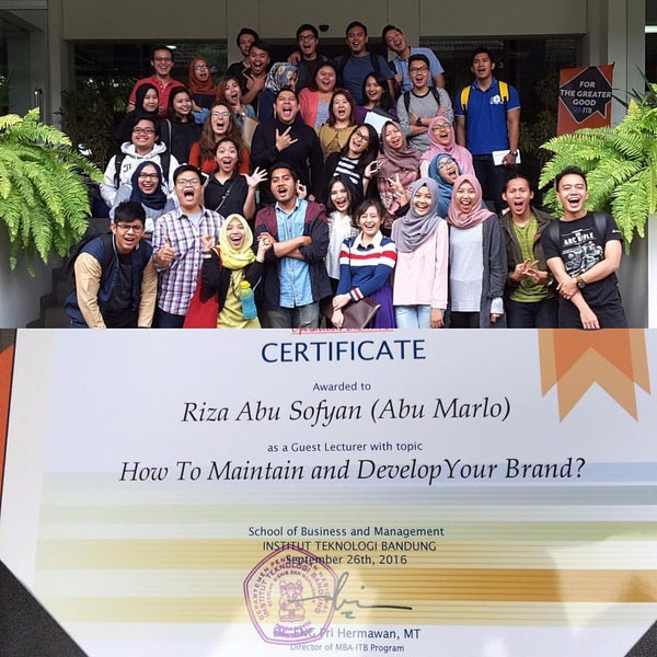 Photos At Master Of Business Administration Mba Itb College