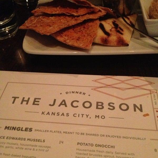 Foto tomada en The Jacobson por Kelsey M. el 1/29/2013