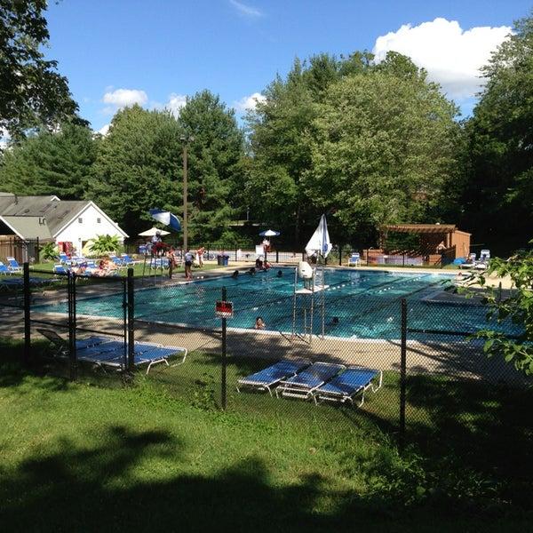 Photo Taken At Bryant Woods Pool By Tim K On 7 14 2013