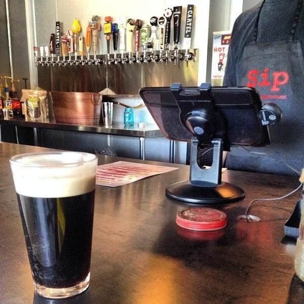 3/4/2014에 Marc P.님이 Sip Coffee & Beer House에서 찍은 사진